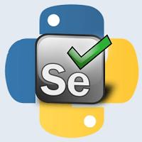 Selenium with Python